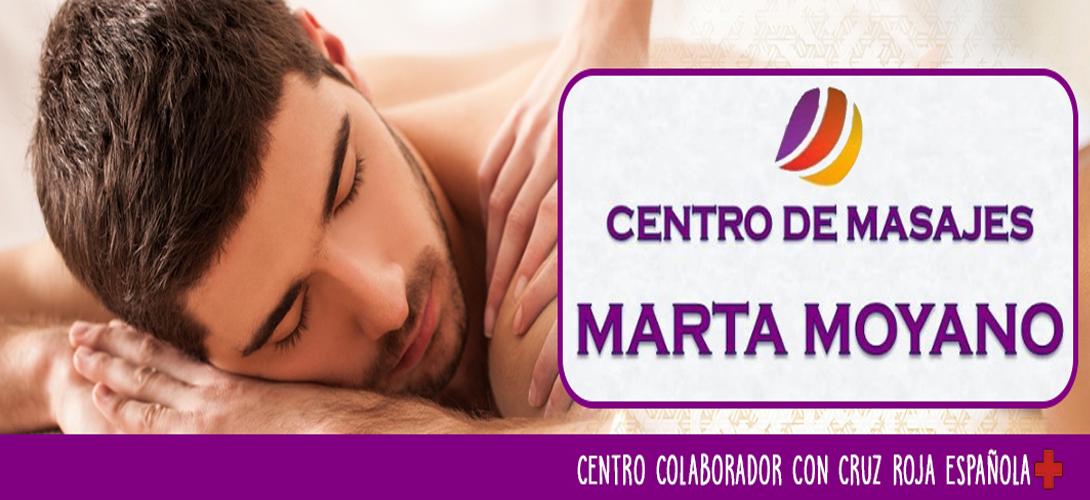 Centro de masajes Marta Moyano