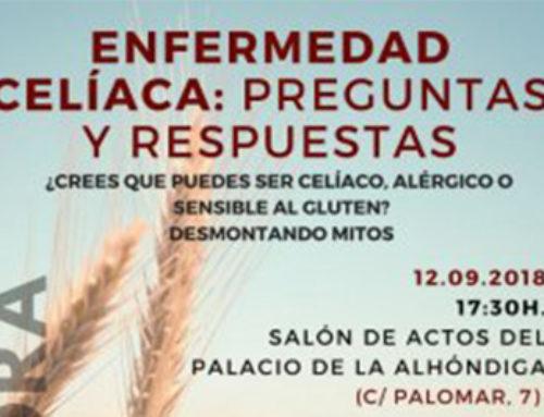 Jornada informativa sobre la enfermedad celíaca en Zamora