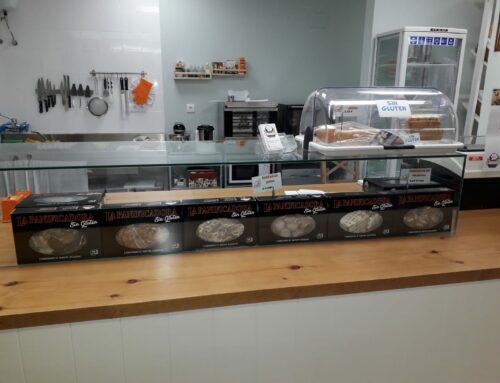 Panaderia Nieto se incorpora como nuevo punto de venta de productos sin gluten en Valladolid.