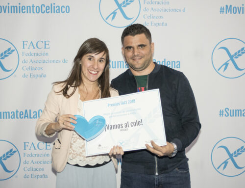 Premios FACE 2018 · ACECALE gana el premio a mejor proyecto