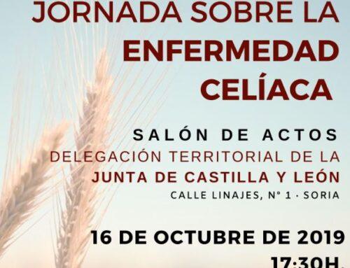 Jornada sobre la Enfermedad Celíaca en Soria
