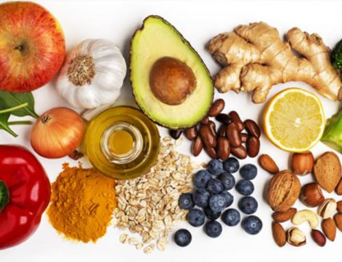 Encuesta sobre hábitos de alimentación